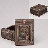 Шкатулка Святой (9*12 см) Veronese Италия 75894 A4
