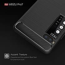 Чехол бампер для Meizu pro 7 , фото 2