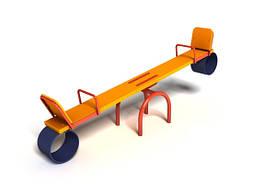 Качалка-балансир Классик для детей от 3 лет (р. 2,4х0,4х0,9 м) ТМ KIDIGO 12-3-02.1/3-6