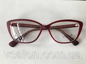 Имиджевые очки без диоптрий Melorsch 2004