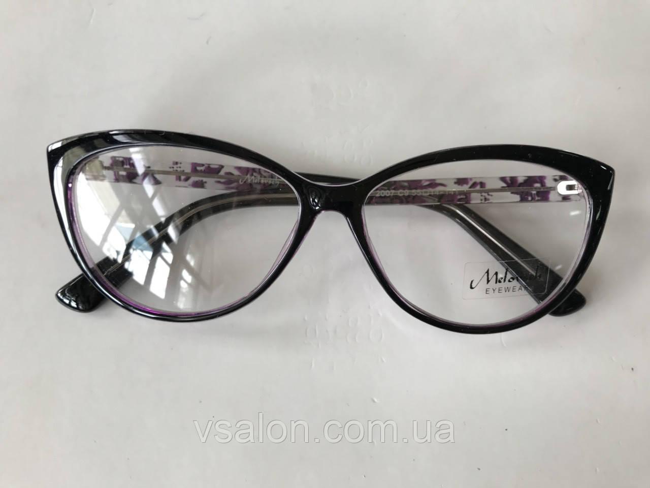 Жіночі іміджеві окуляри Melorsch 2007