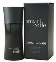 Мужская туалетная Вода Giorgio Armani Armani Code (Джорджио Армани Армани Код) 100 мл