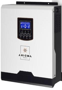 Инвертор AXIOMA Energy ISPWM 5000 с PWM контроллером заряда