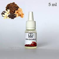 Табачный ароматизатор RY4 Double Flavor 5 мл