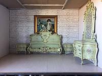 Спальня в стиле барокко. SILIK. Италия