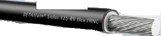 Кабель для солнечных батарей 4 мм² BETAflam Solar 125 RV flex FRNC
