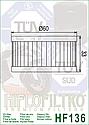 Масляный фильтр HF136, фото 2