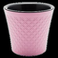 Вазон Гиацинт 0,6 л розовый