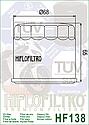 Масляный фильтр HF138, фото 2