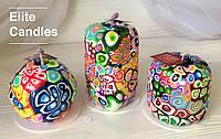Декоративні свічки від ELITE CANDLES купити з доставкою в Київ і по всій Україні
