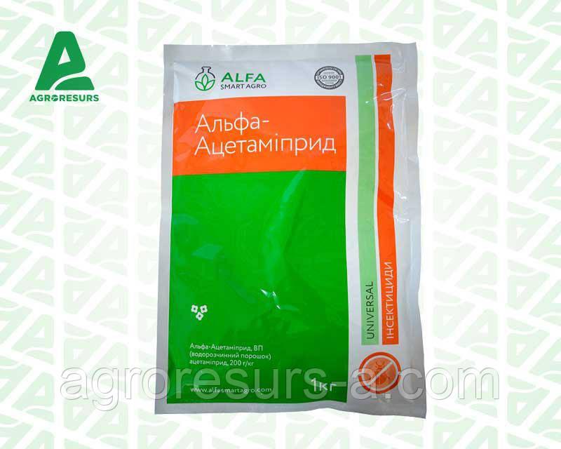 Инсектецид  Альфа-Ацетамиприд (Моспилан)
