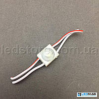Светодиодный модуль MINI 1LED SMD2835 Белый 5000-5500К IP67, фото 1