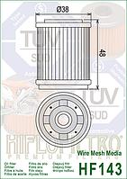Масляный фильтр HF143