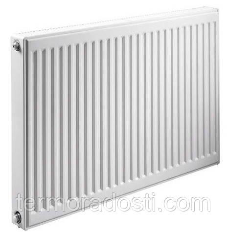 Панельный радиатор Djoul 300х2000 мм. (бок. подкл / тип 11)