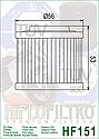Масляный фильтр HF151, фото 2
