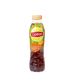 Чай Lipton Черный с Персиком, 0,5л (1ящ/12шт)