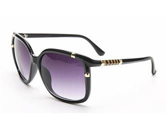 Женские солнцезащитные очки Michael Kors (8020) black SR-870