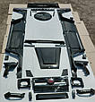 Карбоновый обвес Brabus WideStar Mercedes G-Class W463, фото 3