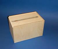 Свадебная казна (Коробка. Короб-пенал) для денег и пожеланий №1 заготовка для декупажа и декора, фото 1