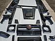 Карбоновый обвес Brabus WideStar Mercedes G-Class W463, фото 6