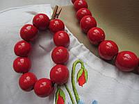 Бусы женские  с браслетом