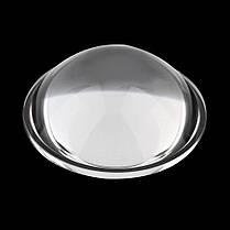 Линза для светодиодной матрицы 20-100W SL-57 57мм 60-80* с креплением Код.59298, фото 3