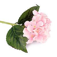 Искусственные цветы гортензия розовая EW 203