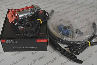 Подогреватель двигателя Северс+ Премиум, 3 квт (с монтажным комплектом), для грузовых авто