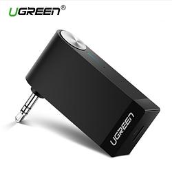 Ugreen автомобильный Bluetooth 4.1 приемник адаптер 3.5мм с микрофоном