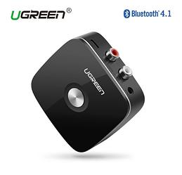 Ugreen Беспроводной Автомобильный Bluetooth 4.1 Приемник Адаптер 3.5mm к 2RCA AUX