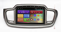 Штатная магнитола для KIA New Sorento на Android 6.0 (Marshmallow) RedPower 21242B