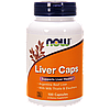 Препарат для поддержки печени NOW Liver caps (100 капс)