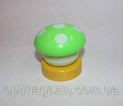 Нічник гриби на батарейці