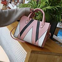 Товар с дефектом, Розовая женская сумка