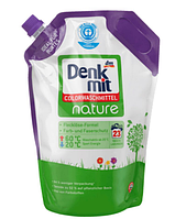 Гель для стирки Denkmit Nature Color для цветного белья 1,25 л (Германия)