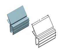 Уплотнение для ворот гаражных боковое и верхнее