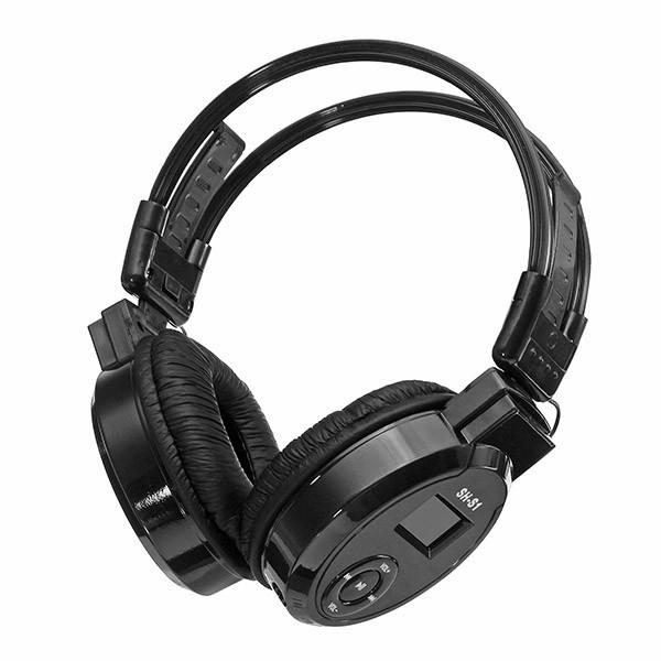 Универсальный портативный MP3 плеер/FM проигрыватель/Наушники SH-S1