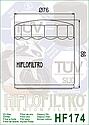 Масляный фильтр HF174 для Harley , фото 2