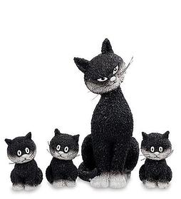Фигурки и статуэтки кошек