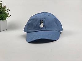 Кепка бейсболка Заяц (голубой)
