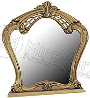 Зеркало Реджина черный глянец (Миро Марк/MiroMark)