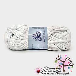 Пряжа Коттонель 65 Vivchari,  № 3001, белый