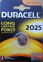 Батарейки Duracell 2025 3V