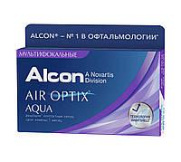 Контактні лінзи Alcon, Air Optix Aqua Multifocal, фото 1