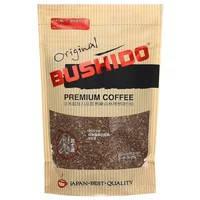 Кофе растворимый BUSHIDO  Ориджинал 100 гр Мягкая упаковка 75гр