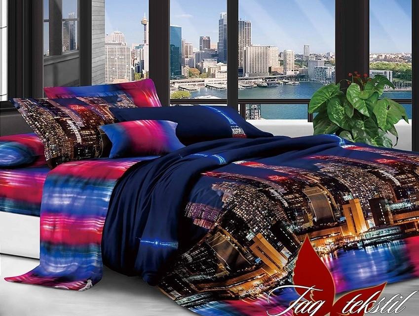 Семейный комплект постельного белья, Поликоттон