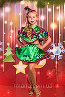 Карнавальный костюм детский Елочка Елка, фото 1