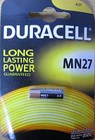 Батарейки Duracell LR-27A 12V