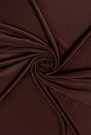 Дайвинг однотонный хорошего качества, цвет коричневый оптом и в розницу