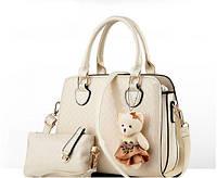 Женская сумка на плече ZHIERNA в 3 цветах !